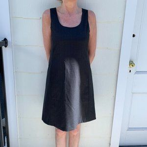 Theory Women's Size 10 Grey Dress